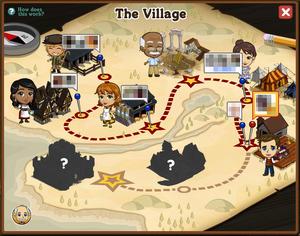 The Village Stage 6