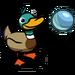 Bubble Duck-icon