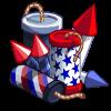 July Firework II-icon