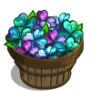 Rainbow Shamrock Bushel-icon