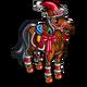 Santas Rein Horse-icon