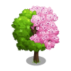 Warm Seasons Tree-icon