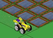 Yellowracer tractor