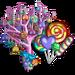 Lollipop Tree-icon