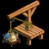 Medieval Dock Crane-icon