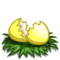 Yellow Baby Bunny Eggs Stage 9-icon