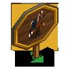 Fall Lantern Horse Mastery Sign-icon