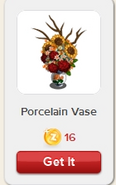 Porcelain Vase Rewardville Price
