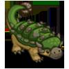 Ankylosaurus-icon