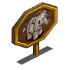 Baby Elephant Mastery Sign-icon