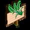 Emerald Rye Mastery Sign-icon