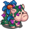 Haunted Flower Pig-icon