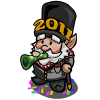 New Year Gnome-icon
