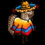 Poncho Llama-icon