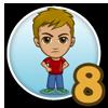 Zucchini Sneak Quest 8-icon