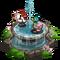 Ballerina Fountain-icon