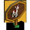 Black Rose Unicorn Foal Mastery Sign-icon
