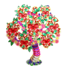 Candy Lights Tree-icon