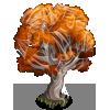 Cobwebbed Tree-icon