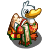 Diamond Gown Duck-icon