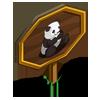 Giant Panda Mastery Sign-icon