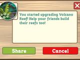 Volcano Reef