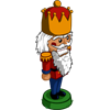 Red Nutcracker-icon