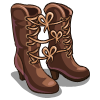 Tied Boot Strings-icon