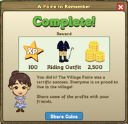 A Faire to Remember Complete