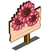 Evening Flower Mastery Sign-icon