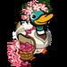 Flower Girl Duck-icon