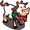 Holiday Cow-icon