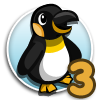 Penguin Escapade Quest 3-icon