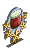 Pickled Lupin 5 Star Mastery Sign-icon