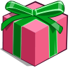 Pink Mystery Box-icon