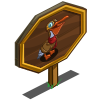 Aviator Pelican Mastery Sign-icon