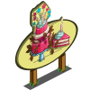 Birthday Candles Tree Mastery Sign-icon