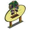 Carnival Tree Mastery Sign-icon