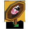 Cherry Blossom Ewe Mastery Sign-icon