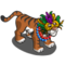 Feather Mask Tiger-icon
