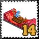Sleigh Ride Monkey Stamp-icon