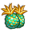 Emerald Pineapple-icon