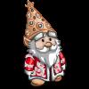 Holiday Santa Gnome-icon