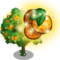 Magic Orange Tree-icon