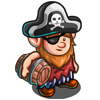 Powder Monkey Gnome-icon