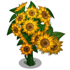 Sunflower Tree-icon