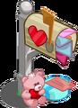 Valentines box smoldering-icon