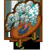 White Wisteria Bonsai II Tree Mastery Sign-icon