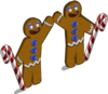 Winter gingerbread arch-icon