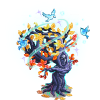 Witch Wood Tree-icon
